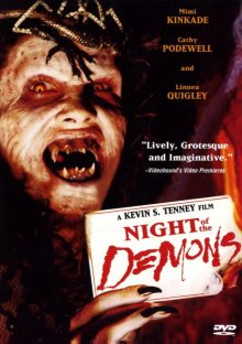 Ночь демонов смотреть онлайн бесплатно HD качество