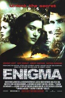 Энигма смотреть онлайн бесплатно HD качество