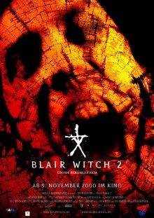 Ведьма из Блэр 2: Книга теней