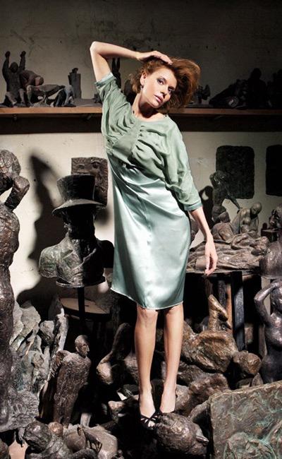 Любовь Толкалина В Чулках – Шальной Ангел (2008)