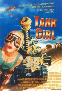 Девушка-танк