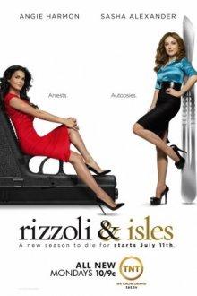 Риццоли и Айлс онлайн бесплатно