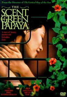 Аромат зеленой папайи