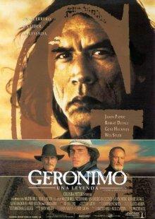 Джеронимо: Американская легенда смотреть онлайн бесплатно HD качество