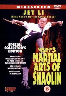 Храм Шаолинь 3: Боевые искусства Шаолиня смотреть онлайн бесплатно HD качество