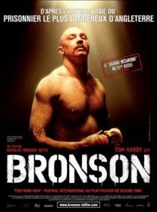Бронсон смотреть онлайн бесплатно HD качество