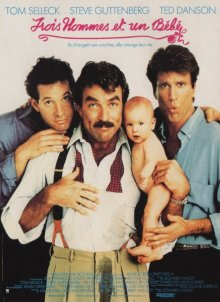 Трое мужчин и младенец смотреть онлайн бесплатно HD качество