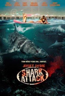 Нападение акул на Нью-Джерси смотреть онлайн бесплатно HD качество