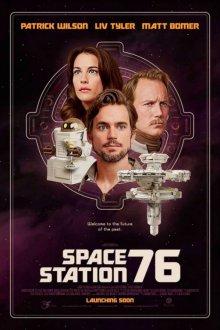 Космическая станция 76 смотреть онлайн бесплатно HD качество