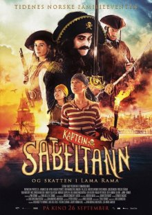 Капитан Саблезуб и сокровища Лама Рама смотреть онлайн бесплатно HD качество