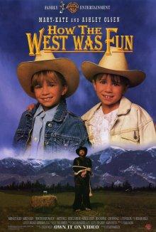 Веселые деньки на Диком Западе