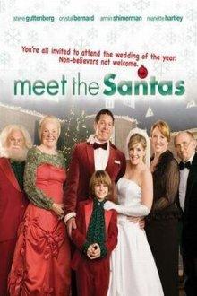 Знакомьтесь, семья Санта Клауса смотреть онлайн бесплатно HD качество