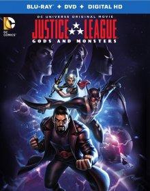 Лига справедливости: Боги и монстры смотреть онлайн бесплатно HD качество