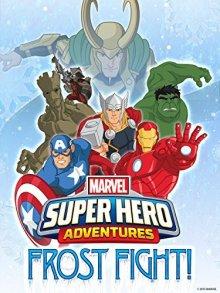Приключения Супергероев: Морозный бой!