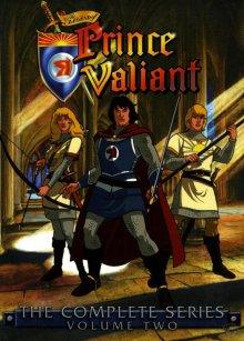Легенда о принце Валианте онлайн бесплатно