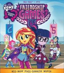 Мой маленький пони: Девочки из Эквестрии – Игры дружбы смотреть онлайн бесплатно HD качество