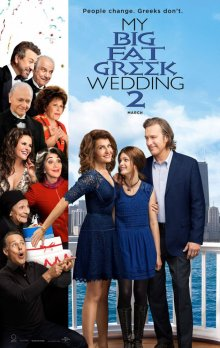 Моя большая греческая свадьба 2 смотреть онлайн бесплатно HD качество