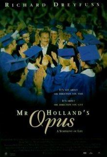 Опус мистера Холланда смотреть онлайн бесплатно HD качество