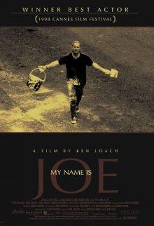 Меня зовут Джо
