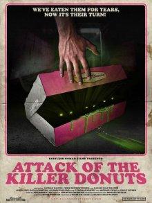 Нападение пончиков-убийц