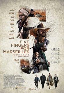 Пять пальцев для Марселя смотреть онлайн бесплатно HD качество