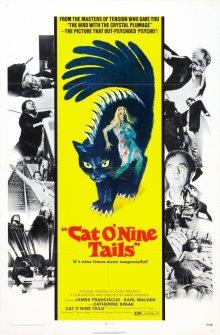 Кошка о девяти хвостах смотреть онлайн бесплатно HD качество