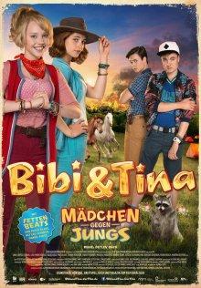 Биби и Тина: Девчонки против мальчишек