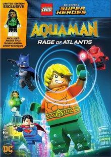 Лего — Аквамен: Ярость Атлантиды