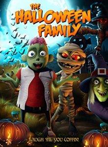 Хэллоуинская семейка