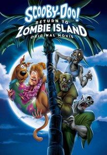 Скуби-Ду: Возвращение на остров зомби смотреть онлайн бесплатно HD качество