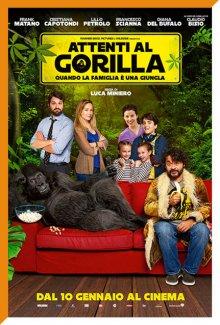 Осторожно, злая горилла! смотреть онлайн бесплатно HD качество
