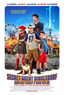 Секретный агент Динглдорф и его верный пес Сплэт